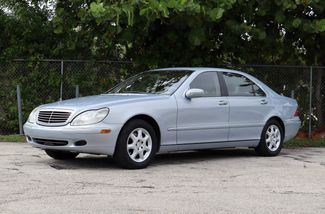 2002 Mercedes-Benz S430 4.3L Hollywood, Florida 23