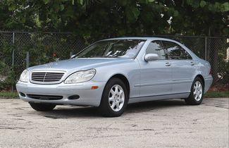 2002 Mercedes-Benz S430 4.3L Hollywood, Florida 10