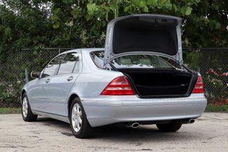 2002 Mercedes-Benz S430 4.3L Hollywood, Florida 34