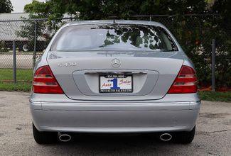 2002 Mercedes-Benz S430 4.3L Hollywood, Florida 47