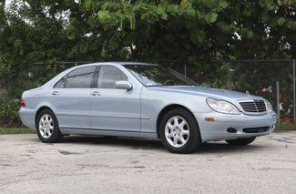 2002 Mercedes-Benz S430 4.3L Hollywood, Florida 22