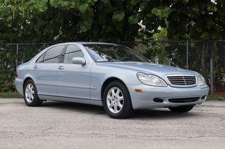 2002 Mercedes-Benz S430 4.3L Hollywood, Florida 13
