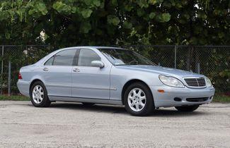 2002 Mercedes-Benz S430 4.3L Hollywood, Florida 62
