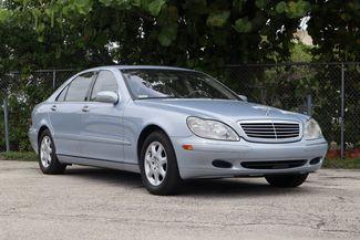 2002 Mercedes-Benz S430 4.3L Hollywood, Florida 32