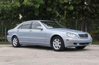2002 Mercedes-Benz S430 4.3L Hollywood, Florida