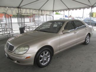 2002 Mercedes-Benz S500 5.0L Gardena, California