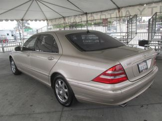 2002 Mercedes-Benz S500 5.0L Gardena, California 1