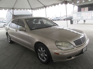 2002 Mercedes-Benz S500 5.0L Gardena, California 3