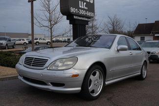 2002 Mercedes-Benz S500 5.0L Memphis, Tennessee 1