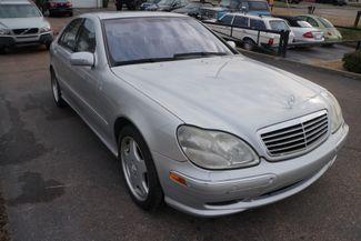 2002 Mercedes-Benz S500 5.0L Memphis, Tennessee 2
