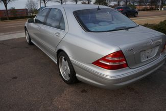 2002 Mercedes-Benz S500 5.0L Memphis, Tennessee 28