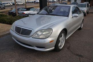 2002 Mercedes-Benz S500 5.0L Memphis, Tennessee 29