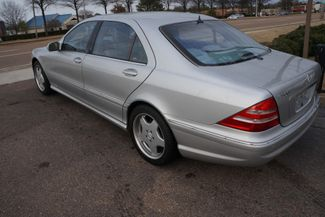 2002 Mercedes-Benz S500 5.0L Memphis, Tennessee 4