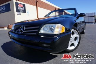 2002 Mercedes-Benz SL500 SL Class 500 Convertible Roadster ~ 17k LOW MILES! | MESA, AZ | JBA MOTORS in Mesa AZ