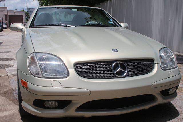 2002 Mercedes-Benz SLK32 3.2L AMG designo in Houston, Texas 77057