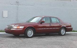 2002 Mercury Grand Marquis LS Premium Hollywood, Florida 21