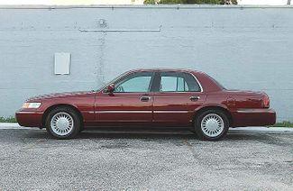 2002 Mercury Grand Marquis LS Premium Hollywood, Florida 9