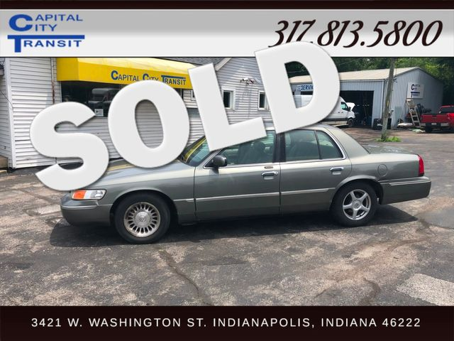 2002 Mercury Grand Marquis LS Premium Indianapolis, IN