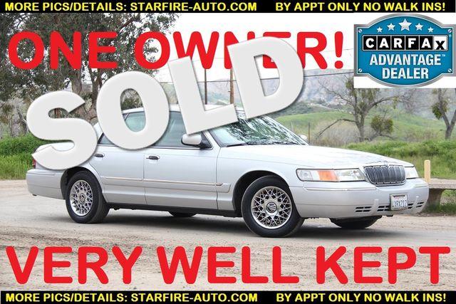 2002 Mercury Grand Marquis GS Santa Clarita, CA