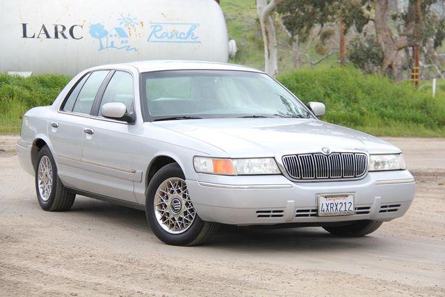 2002 Mercury Grand Marquis GS Santa Clarita, CA 3