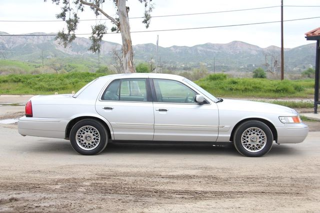 2002 Mercury Grand Marquis GS Santa Clarita, CA 12