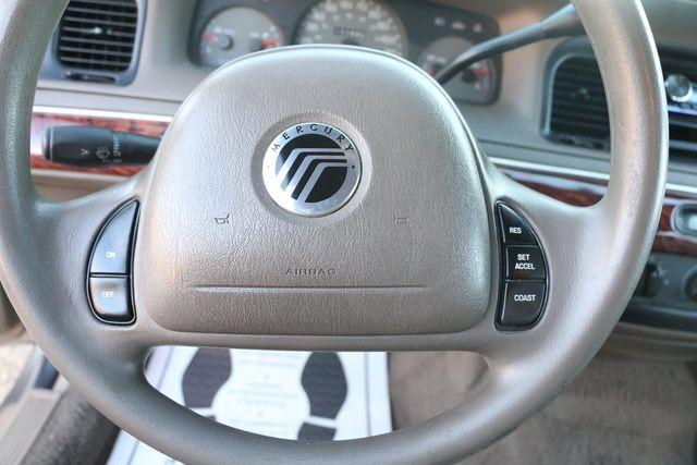 2002 Mercury Grand Marquis GS Santa Clarita, CA 22