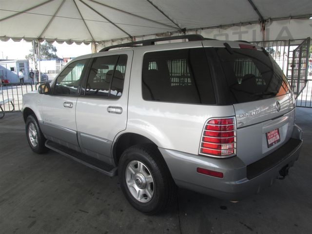 2002 Mercury Mountaineer Gardena, California 1