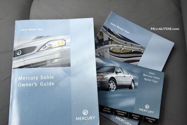 2002 Mercury Sable LS Premium Waterbury, Connecticut 27