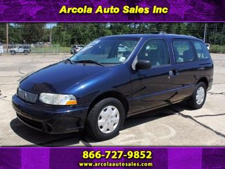 2002 Mercury Villager Value in Haughton LA, 71037