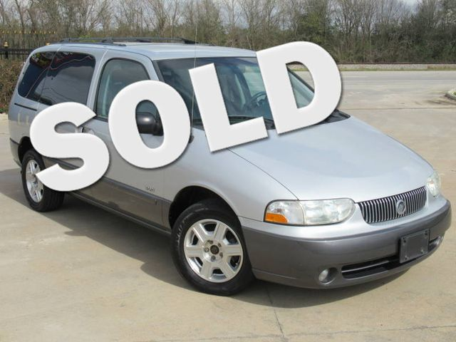 2002 Mercury Villager Sport | Houston, TX | American Auto Centers in Houston TX