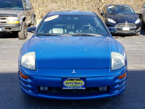 2002 Mitsubishi Eclipse GT | Champaign, Illinois | The Auto Mall of Champaign in Champaign, Illinois