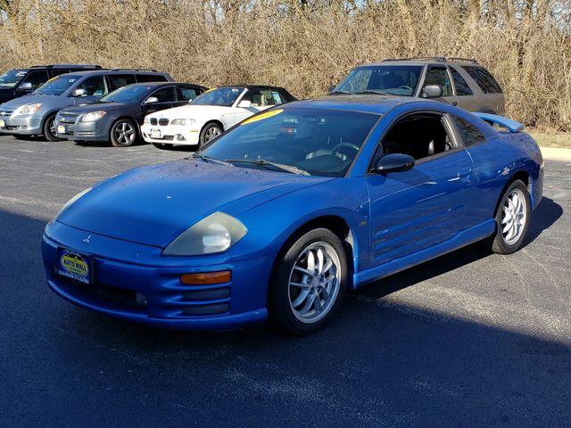 2002 Mitsubishi Eclipse GT | Champaign, Illinois | The Auto Mall of Champaign in Champaign Illinois