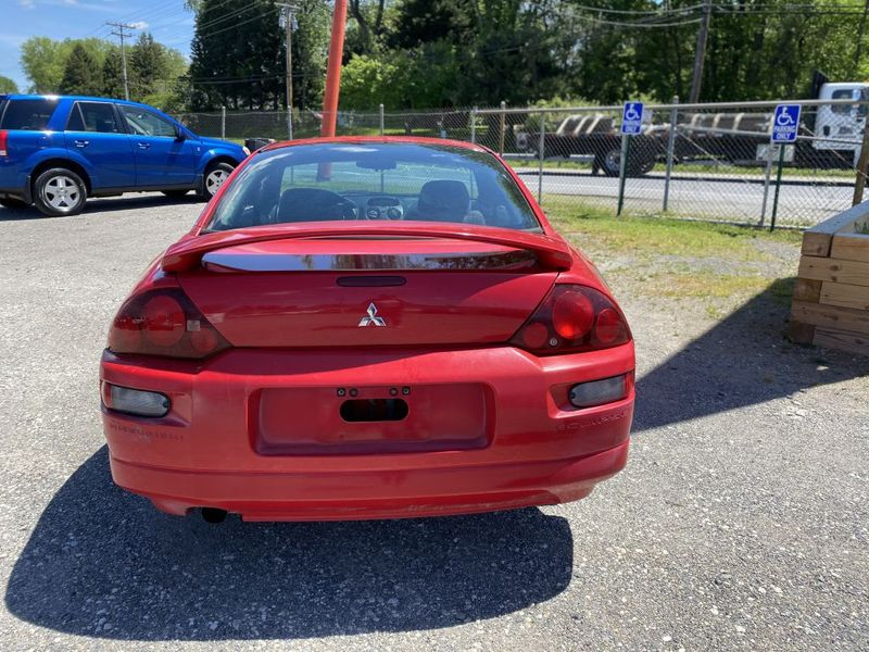 2002 Mitsubishi Eclipse GS  city MD  South County Public Auto Auction  in Harwood, MD
