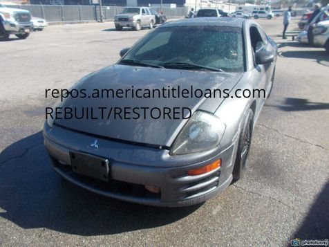 2002 Mitsubishi Eclipse GT in Salt Lake City, UT