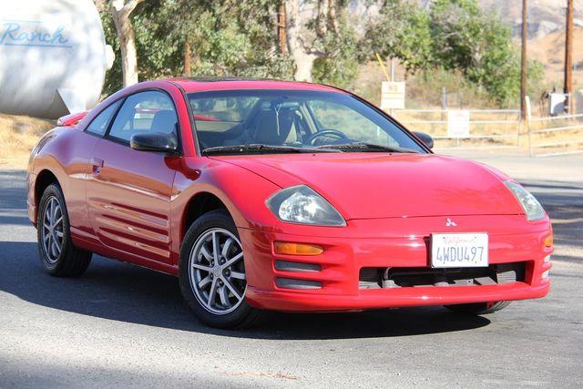 2002 Mitsubishi Eclipse GS Santa Clarita, CA 3