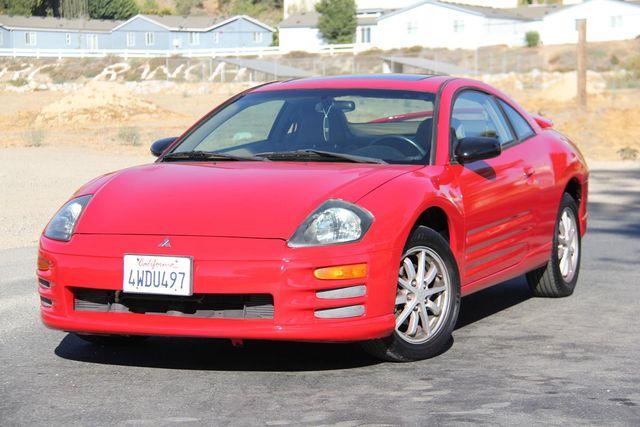 2002 Mitsubishi Eclipse GS Santa Clarita, CA 4