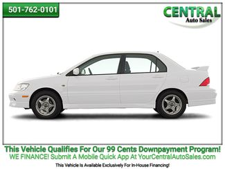2002 Mitsubishi Lancer LS | Hot Springs, AR | Central Auto Sales in Hot Springs AR