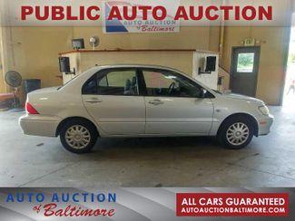 2002 Mitsubishi Lancer ES   JOPPA, MD   Auto Auction of Baltimore  in Joppa MD