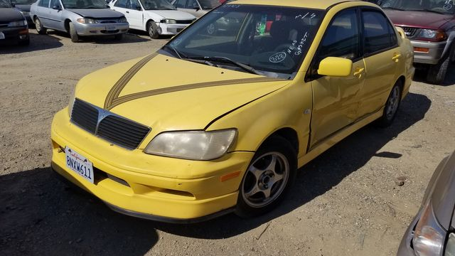 2002 Mitsubishi Lancer OZ-Rally in Orland, CA 95963