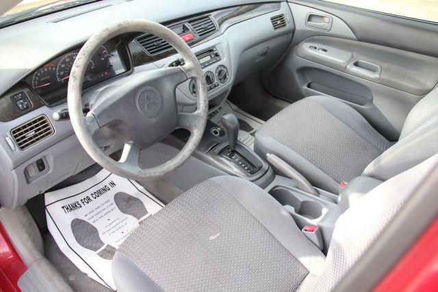 2002 Mitsubishi Lancer ES Santa Clarita, CA 8
