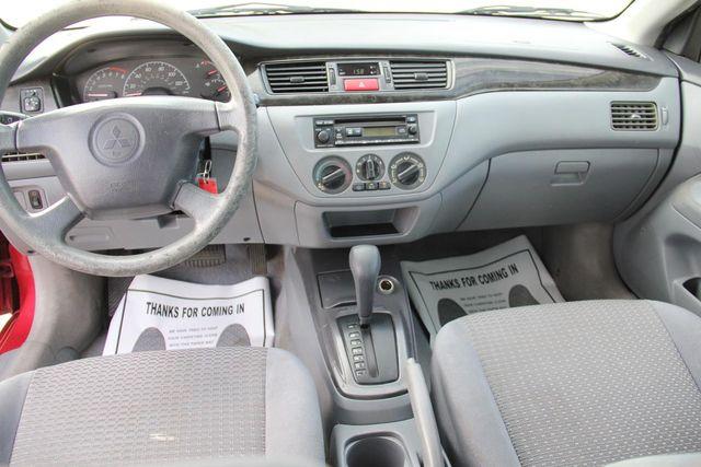2002 Mitsubishi Lancer ES Santa Clarita, CA 7