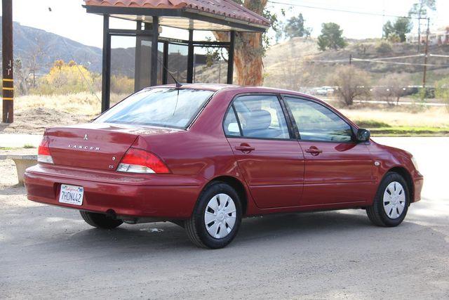 2002 Mitsubishi Lancer ES Santa Clarita, CA 6