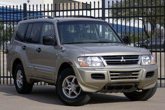 2002 Mitsubishi Montero XLS*4WD* 3rd Row* EZ Finance** | Plano, TX | Carrick's Autos in Plano TX