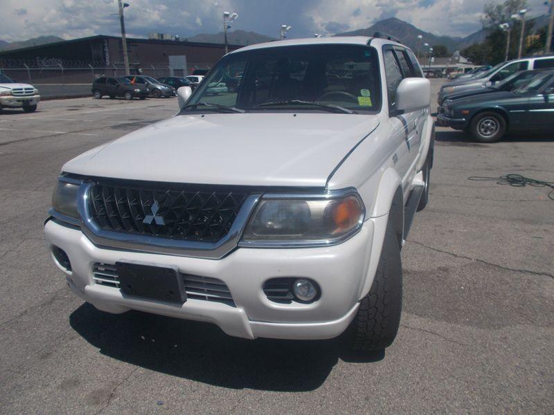 2002 Mitsubishi Montero Sport LTD  in Salt Lake City, UT