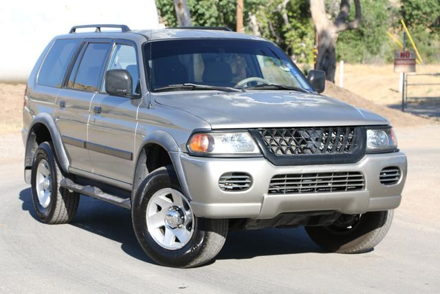 2002 Mitsubishi Montero Sport LS Santa Clarita, CA 3