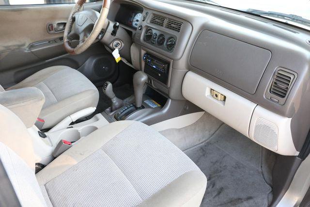 2002 Mitsubishi Montero Sport LS Santa Clarita, CA 9