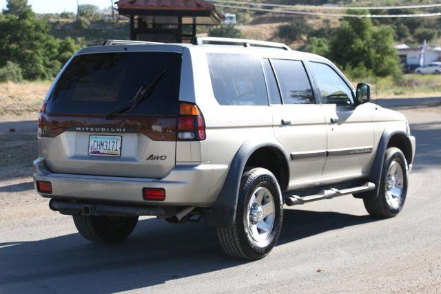 2002 Mitsubishi Montero Sport LS Santa Clarita, CA 6