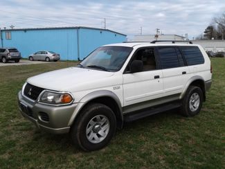 2002 Mitsubishi Montero Sport XLS in Virginia Beach VA, 23452