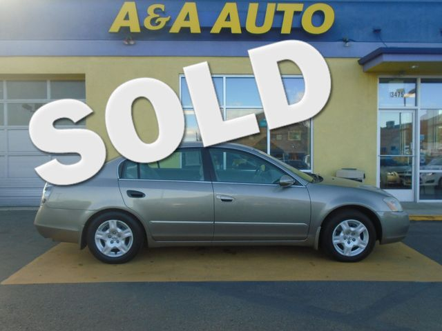 2002 Nissan Altima S in Englewood CO, 80110