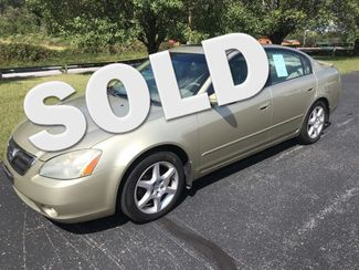 2002 Nissan Altima SE Knoxville, Tennessee